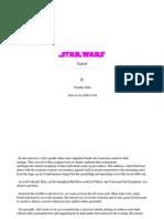 +Star Wars - Mara Jade - Handoff - Timothy Zahn
