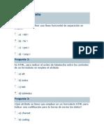 HTML Completo Taller