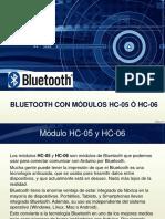 Modulo bluetooh arduino