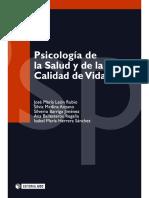 Psicología de La Salud y de La Calidad de Vida - José María León Rubio