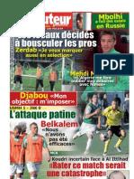 LE BUTEUR PDF du 14/11/2010