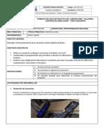 Informe Arduino 1