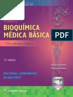 Marks' Bioquimica Medica 5 EDI B07CKT39F6_EBOK