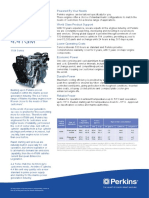 marine engine brochure 4.4TGM