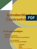 Introd Constructivism o