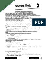 Unit-2 Newtonian Physics