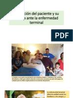 Recepción Del Paciente y Su Familia Ante La