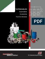 TSC Mud Pump Spare Parts