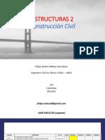 Unidad 1 - Estructuras 2