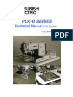 PLK-B Technical Manual USA