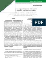 Olanzapina vs Risperidona