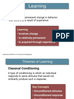 Learning Principles in Organiztions