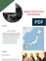 Arq. Japonesa