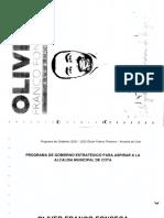 Programa Gobierno Candidato OLIVER FRANCO.PDF