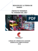 05 Caracterización de La Tienda de Barrio 2014