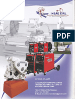 Brochure Insae Eirl