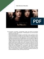 Taller Pelicula Los Miserables (1)