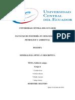Grupo6 Informe Campo Baños