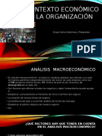 Contexto Economico Prospectiva Economica