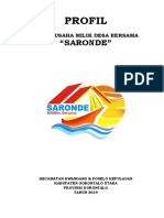 profil bumdes bersama SARONDE.pdf