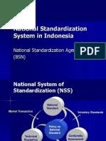 National Standardization System