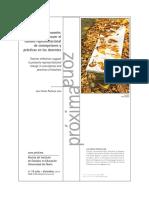 La Reflexión Docente Eje Para Promover El Cambio Representacional de Concepciones y Prácticas en Los Docentes