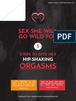 5 Steps to Give Her Screaming Hip Shaking Orgasms