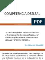 7. COMPETENCIA DESLEAL