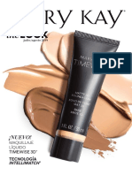 Mary Kay Folleto the Look Julio-Agosto 2019