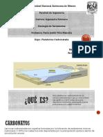 Cuenca Carbonatada 1