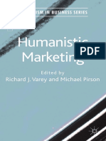 2014 Book HumanisticMarketing
