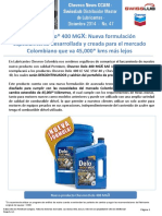 Chevron News47Delo400MGX