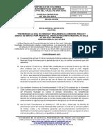 5543 Resolucion No 025 de 2019 Concurso Personero