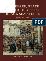 Brian Davies - Warfare, State and Society on the Black Sea Steppe, 1500-1700 (2007).pdf