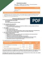 Assessment for IGCSE economics 2019
