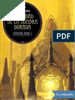 1-La Ciudad de La Sombra Dorada - Tad Williams