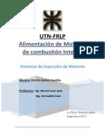 Alimentación de motores de combustión interna, sistemas de inyección de motores.pdf