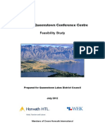 Queenstown Conference Centre Report 23 July 2012 - Final Excluding Appendices