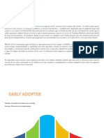 Early Adopters y Empaty Map