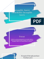 Review Intangible Assets Patent and Trademark
