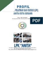 7.1.1. Profil Anita