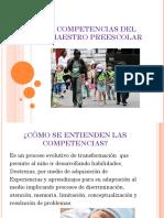 COMPETENCIAS DEL MAESTRO PREESCOLAR.pptx