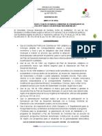 Plan de Desarrollo Municipio de Durania