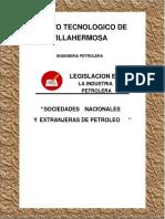 (Sociedades Nacionales y Extranjeras de Petroleo Antonio