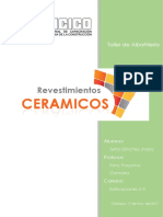 Ceramico y Porcelanato