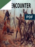 Rencounter, Skirmish Wargame - Ed Allen