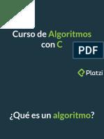 3.- Introduccion - Algoritmos Con C