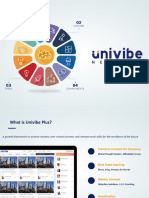 Univibe Plus Explainer to Institutes