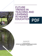 Discussion-paper-Future Trends in Teaching and Learning