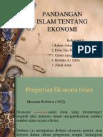 PANDANGAN ISLAM TENTANG EKONOMI-KEL.1.pptx
